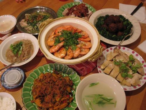 2010 CNY Reunion Dinner